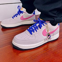 Samplefine2 Nike Air force 1 Low Fashion Women Men Leisure Sport Running Shoes Sneakers