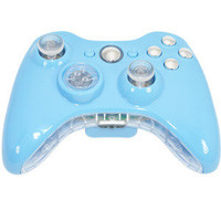 Iceman Modded Xbox 360 Controller from Game Console 911 Modz