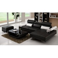 Luxurious Sectional Sofa for Living Room