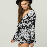 BILLABONG Sittin Pretty Womens Romper