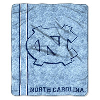 North Carolina Tar Heels NCAA Sherpa Throw (Jersey Series) (50in x 60in)