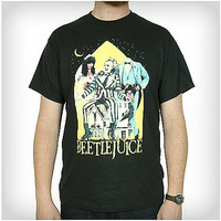 Beetlejuice Poster Tee - Spencer's