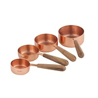 Coppersmith Set of 4 Measuring Cups