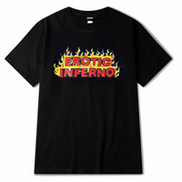 EROTIC INFERNO UNISEX T-SHIRT