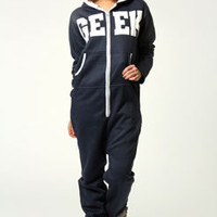 Lolabelle GEEK Hooded Onesuit