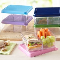 Spencer Dual Compartment Food Storage