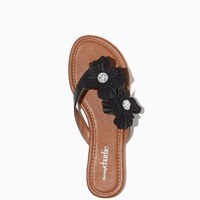 Cyra Flower Sandals | Shoes | charming charlie