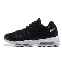 NIKE AIR MAX 95 ULTRA ESSENTIAL Black White