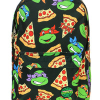 TMNT PIZZA BACKPACK