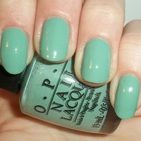 OPI Nail Lacquer, Pirates of The Caribbean Collection, Mermaids Tears, 0.5 Fluid Ounce