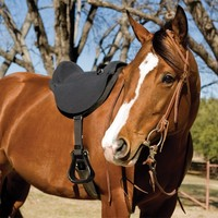Soft Ride Bareback Saddle - Western Tack - Tack