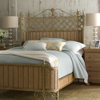 """""""Rustic Willow"""" Bedroom Furniture - Horchow"""