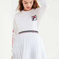 FILA X Sanrio For UO Pleated Tennis Skirt | Urban Outfitters