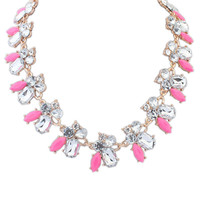 Shiny New Arrival Jewelry Gift Stylish Lock Sweets Accessory Necklace [4918843780]