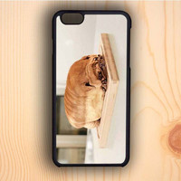 Dream colorful Pug Loaf Of Bread Cute Funny iPhone 6 Case