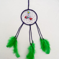 Disney The Little Mermaid inspired dreamcatcher