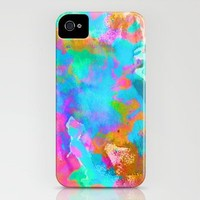Candy iPhone Case by Amy Sia | Society6