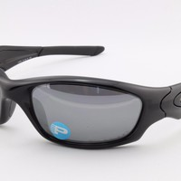 NEW Oakley Straight Jacket 12-935 Polarized Sports Surfing Surfing Sunglasses