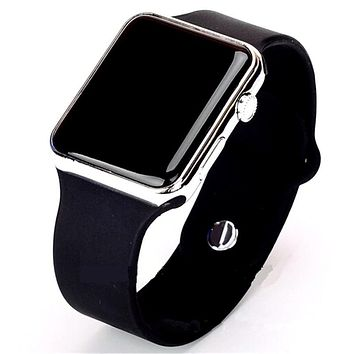 Unisex Digital Wrist Watch