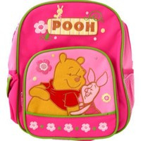 Disney's Winnie the Pooh Pooh and Piglet Girl's Backpack