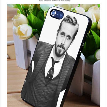Ryan Gosling tuxedo iPhone for 4 5 5c 6 Plus Case, Samsung Galaxy for S3 S4 S5 Note 3 4 Case, iPod for 4 5 Case, HtC One for M7 M8 and Nexus Case