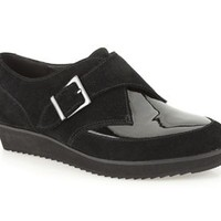 Compass Point (5 reviews)Black SuedeWomens Smart Shoes