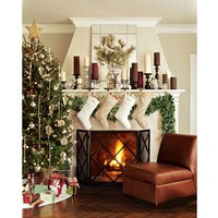 Engravable Simple Stocking Holder | Pottery Barn