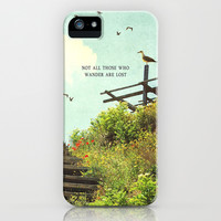 The Lost Cloud iPhone & iPod Case by Snaps Between Naps (by Belle13)