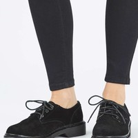 FUND Lace Up Shoes   Topshop