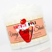 VERRY CHERRY SHAKE Body Butter Soufflé 4oz - Clearance