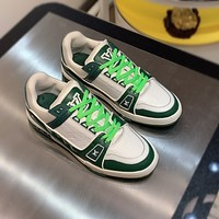 lv louis vuitton womans mens 2020 new fashion casual shoes sneaker sport running shoes 1