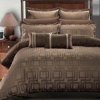 Janet 8-Piece Comforter Set by royal hotel collections
