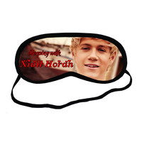Sleeping With Niall Horan mask