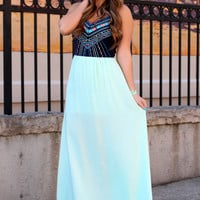 Seashore Breeze Maxi