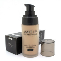 1pcs corrector makeup foundation coverage base liquid Facial studio fix repair Moisture cream bases fondation cosmetics