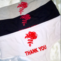 SWEET LORD O'MIGHTY! TYVM PANTY SET OF 3