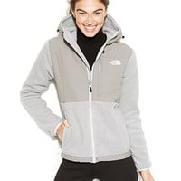 The North Face Hooded Denali Fleece Jacket