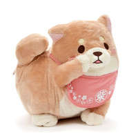Chuken Mochi Shiba Kyuntto Tokimeki Big Plush Collection
