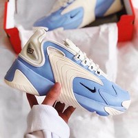 Nike Zoom 2K New fashion hook mesh shoes Sneakers