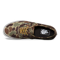 Waxed Canvas Authentic | Shop For Him at Vans