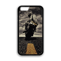 New Valentino Rossi 46 MotoGP Print On Hard Plastic Case For iPhone 6s 6s plus
