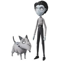 Frankenweenie Victor and Sparky Action Figure 2-Pack - Medicom - Frankenweenie - Action Figures at Entertainment Earth
