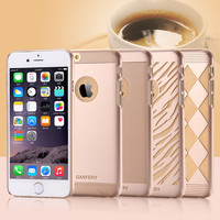 Luxury Golden Age Series Phone Case For Apple iPhone 6 4.7 inch