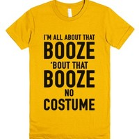 Gold T-Shirt | Funny Halloween Party Shirts