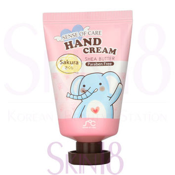 SOC Shea Butter Hand Cream – Sakura