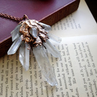 Inner Light Necklace - Lemurian Seed Necklace