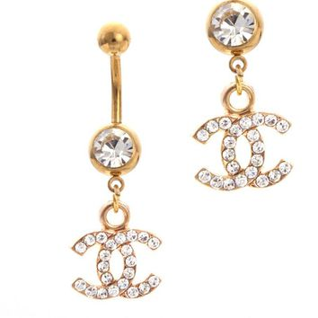 1PC Bohemian Piercing Navel Stainless Steel Piercing Ombligo Gold Color Belly Button Rings for Women Body Piercing Jewelry