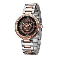 Versace Watch Popular Ladies Men Casual Quartz Movement Watch