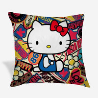 Dope Hello kitty Pillow Case