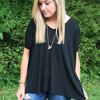 PIKO: Drawing That Line Top: Black